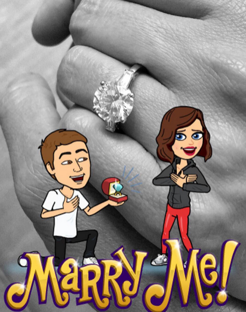 Miranda Kerr & Evan Spiegel verlobt
