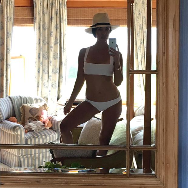 Kourtney Kardashian: Zu klein für Bikini-Selfie