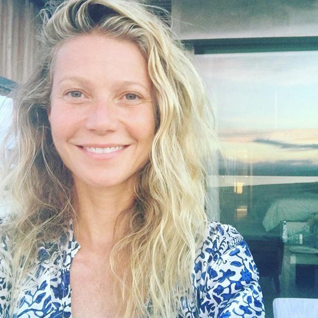 Gwyneth Paltrow ohne Make-up