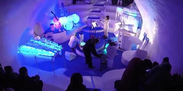 Ice Music Hall