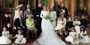 Meghan & Harry: Ihr privates Hochzeitsalbum