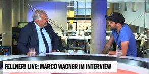Wagner nach Nazi-Eklat im Interview