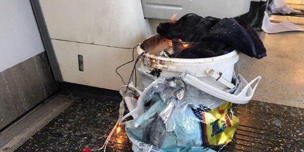 Explosion in Londoner U-Bahn als Terroranschlag eingestuft