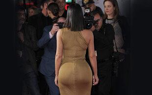 Sie ist zurück!: Red-Carpet-Auftritt à la Kleopatra