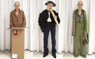 Medienstar mit 95: Internet feiert Wiener Model-Oma