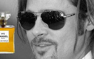 Chanel´s Verführung: Brad Pitt ist das neue Gesicht von Chanel No.5