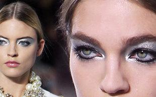 Platin Look : Chanel bringt unsere Augen zum Leuchten