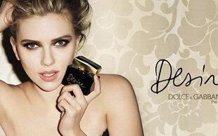 Neuer Abend-Duft: Scarlett Johansson wirbt wieder für D&G