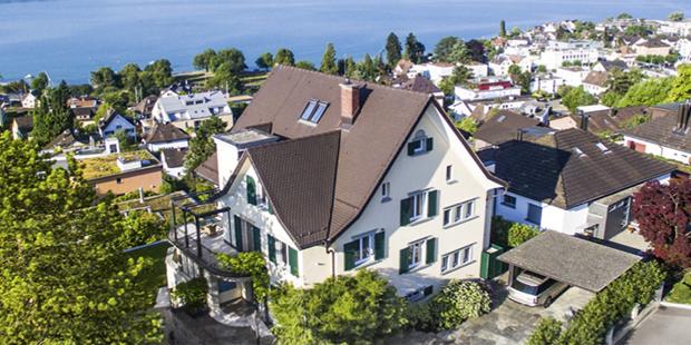 Udo Jürgens Villa Zürich Villa Bellavista