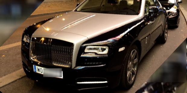 Rolls-Royce Diplomat Wien