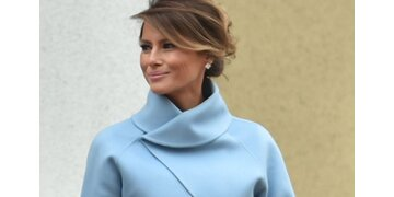 Melanias erstes Outfit als First Lady