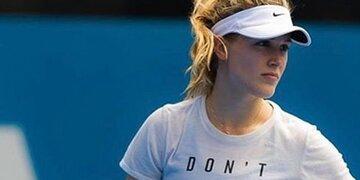 Foto-Shooting: Tennis-Beauty Bouchard lässt Hüllen fallen