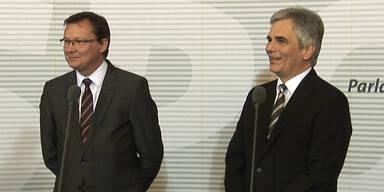 Norbert Darabos macht wieder Wahlkampf