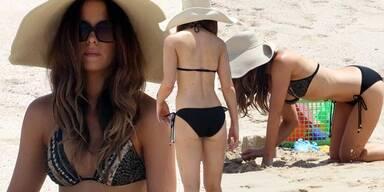 Kate Beckinsale im Bikini