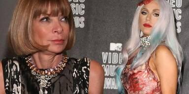 Anna Wintour, Lady Gaga