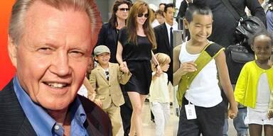 Jon Voight schwärmt von den Kindern von Angelina Jolie