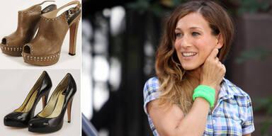 Sarah Jessica Parker versteigert ihre Carrie-Heels