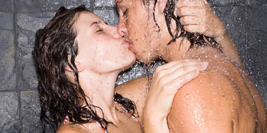 Sex im Badezimmer ist am Beliebtesten