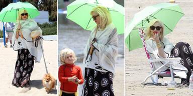 Gwen Stefani: Angst vor der Sonne