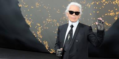 Karl Lagerfelds nächstes Projekt: Klopapier!