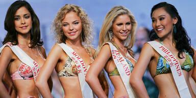 Bikini-Verbot bei 'Miss World'