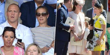 Zara Phillips ist schwanger