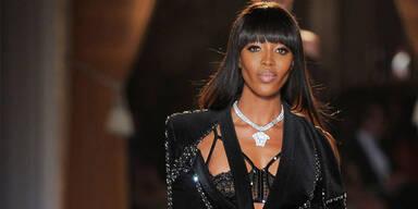 Naomi Campbell: Adrenalinschub auf dem Catwalk