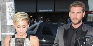 Miley Cyrus: Trennung von Liam Hemsworth?