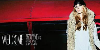 Stradivarius kommt online nach Österreich