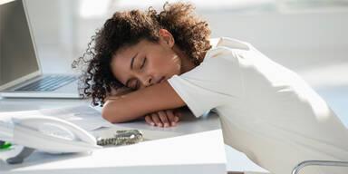 Müdigkeit gilt als Status-Symbol