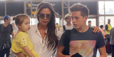 Beckham ist inspirierendste Promi-Mutter