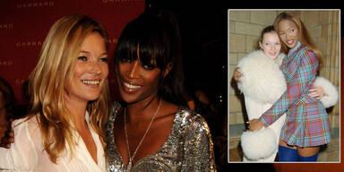Naomi Campbell: 'Es gibt nur eine Kate Moss!'