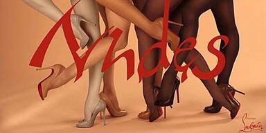 Louboutins beinverlängernde neue Heels