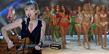 So läuft die Victoria's Secret Show 2013