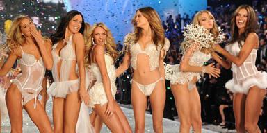 Das war die Victoria's Secret-Show 2013