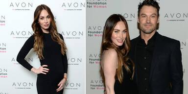Megan Fox: 'Schwangerschaft war am Anfang hart!'