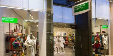 Benetton startet Neuorganisation des Unternehmens