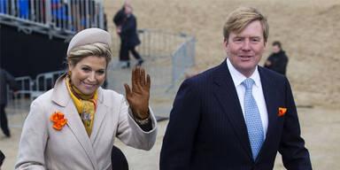 Willem-Alexander & Máxima feiern 200 Jahre Königreich