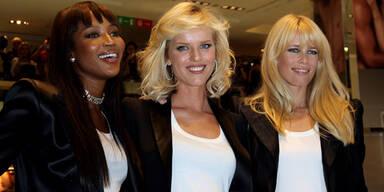 Herzigova: 'Model-Freundschaften sind schwer!'