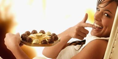 Lust auf Süßigkeiten ist Veranlagung