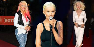 Christina Aguilera: Schlank dank Reiki