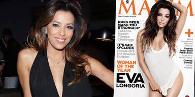Eva Longoria: Maxima Woman of the Year 2014