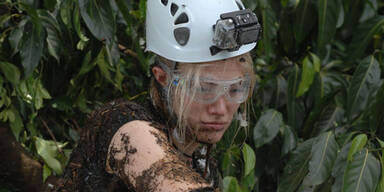 Larissa Marolt im Dschungelcamp