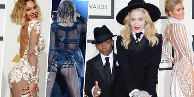 Die Abräumer bei den Grammys 2014
