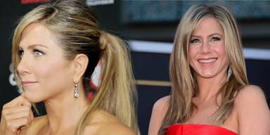 Anistons Gesicht am beliebtesten bei Beauty-Docs