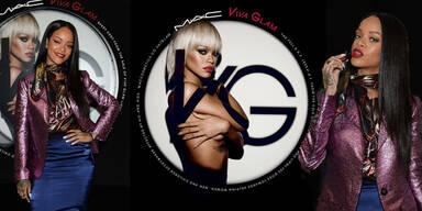 Rihanna unterstützt AIDS-Forschung mit MAC