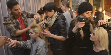 Tag 1 der New York Fashion Week