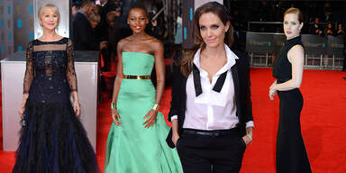 Die Looks der BAFTA Awards