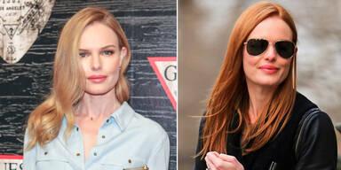 Kate Bosworth mit roten Haren
