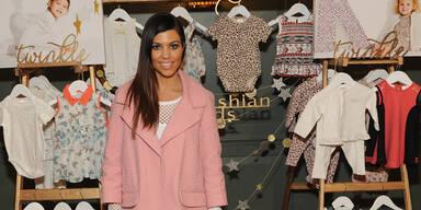 Kourtney Kardashian über ihre neue Baby-Kollektion